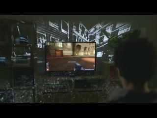 Microsoft Research продемонстрировал игровой проект IllumiRoom